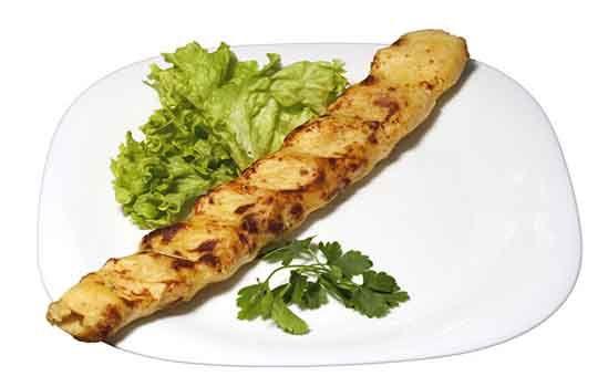 Люля-Кебаб из картофеля (180/50г.)