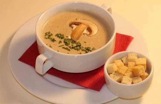 Крем-суп <<Грибной>> (250/10г.)