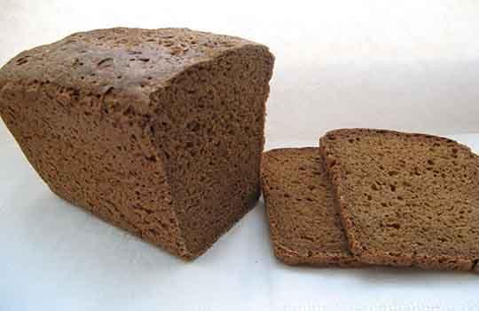 Черный хлеб (120г.)