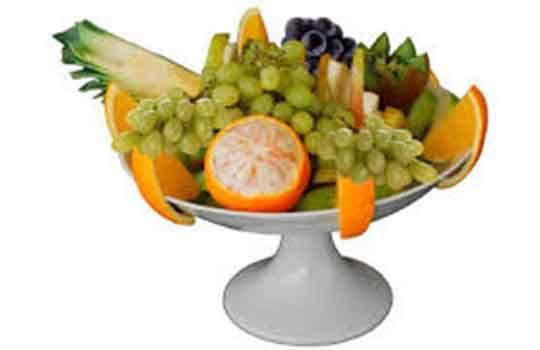 Ваза фруктовая 1500г.