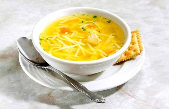 Суп-лапша по-домашнему (300/50г.)