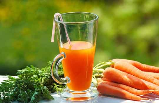 Морковный  (0,25л.)