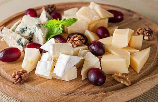 Сырная тарелка (европейская 200/100г.)